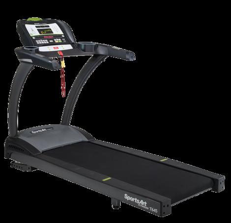 Treadmill T645
