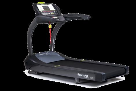 Treadmill T675