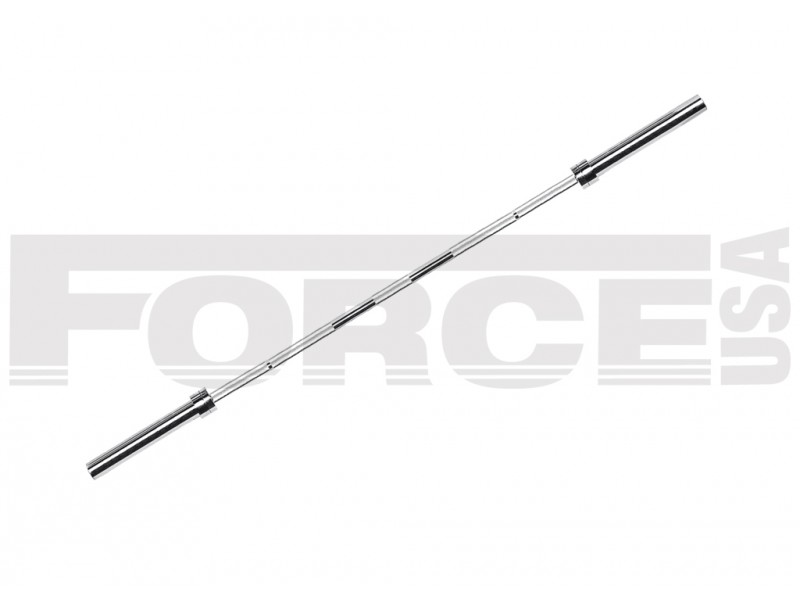 Olympic Barbell w/ collars – 6 Foot (180cm)