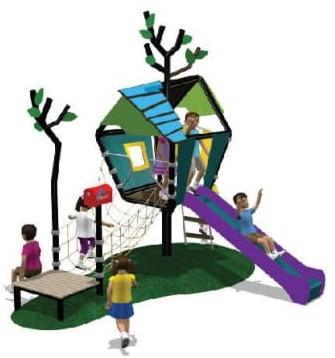 SA-NV Tree Haus Hazal