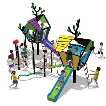 SA-NV Tree Haus Haley